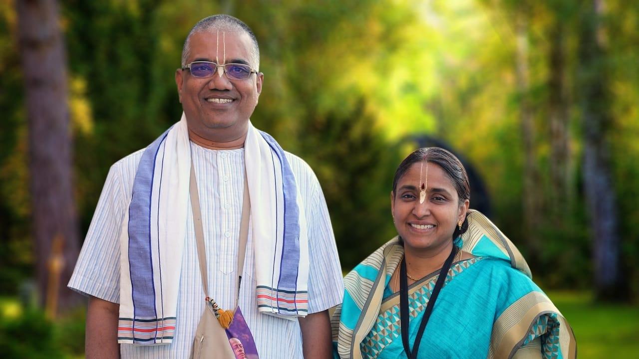 Bhadra Govinda Dasa & Geeta Gamya Radhika Devi Dasi